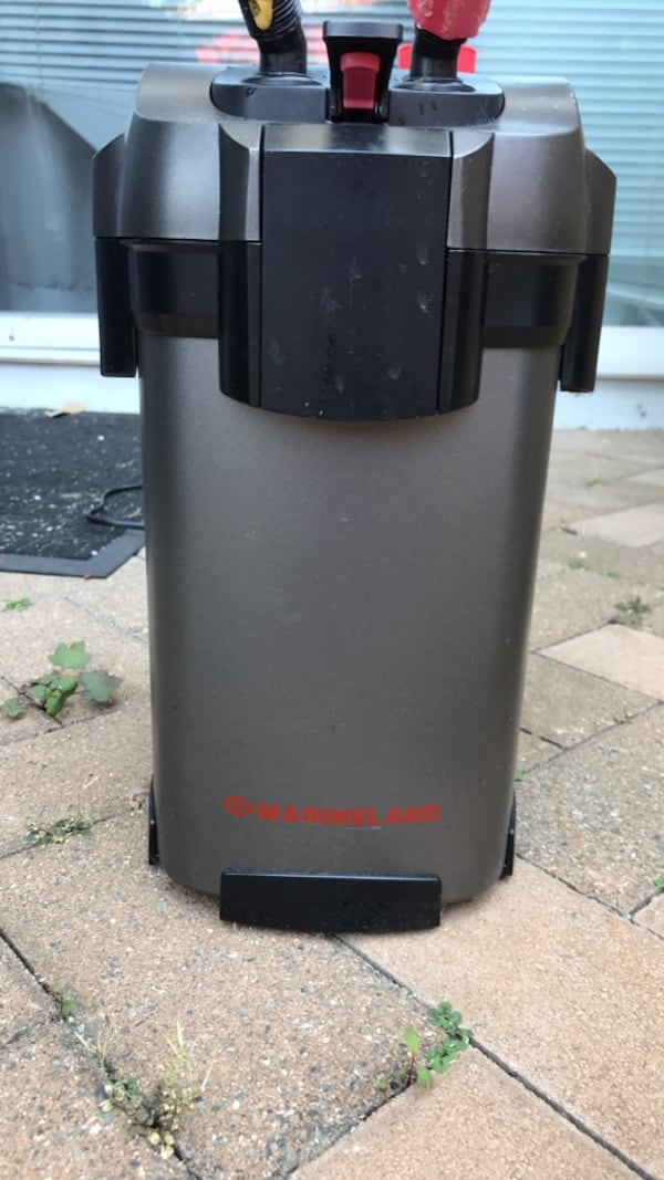 Marineland canister filter  0