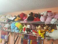 assorted color of animal plush toys Vaughan, L4K 2E4