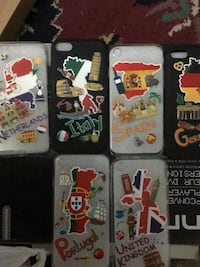 assorted color of iPhone cases Toronto, M9A 3G8