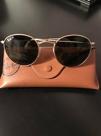 Rayban round sunglasses. Polarized! Vaughan, L6A 1V2
