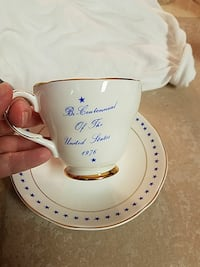 Royal crownford bi centennial tea  Springfield, 31329