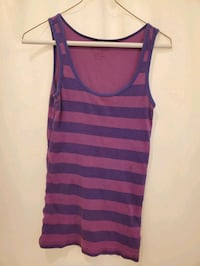 Striped W's small tank top Brentwood, 37027