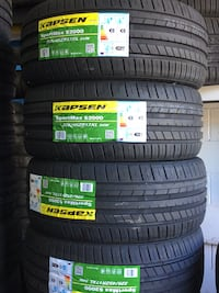 225/45R17 brand new TIRES FOR ONLY 85.00 Toronto, M3J 3A4