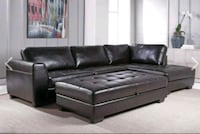 Sectional Sofa with Ottoman  Brampton, L7A 2L2