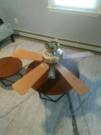 Two matching ceiling fans Falls Church