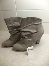 Ankle boots size 5 London, N6B