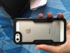 iPhone 5S Silver 16GB.