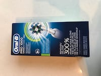 Oral B electric toothbrush brand new  Toronto, M5E 1Z4