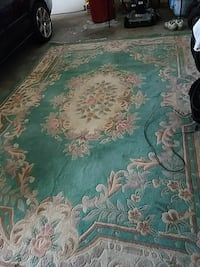 Wool 100 percent persion carpet. Originally 3500.0 Old Forge, 18518