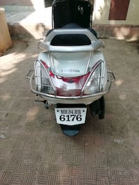 white and red motor scooter Virar, 401301