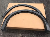 2008 -2010  Ford F250 Diesel 6.4L Rear and front Left Driver Side Fender Flare Trim New Castle, 19720