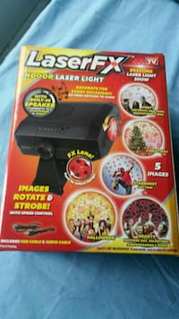 Brand New In Box Laser FX Indoor Laser  Light Youngstown, 44509