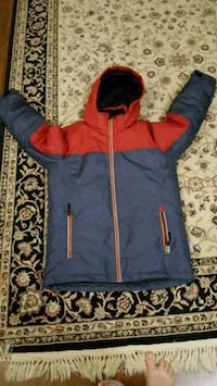 Boys snow jacket size 16 Milton, L9T 7A4