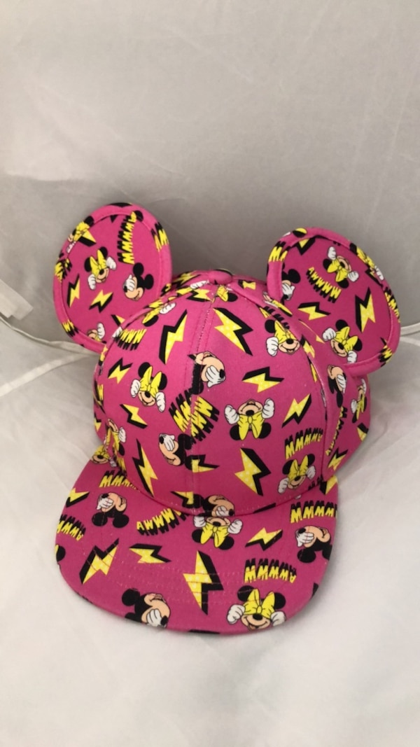 09951cb852d Used pink and green floral print cap for sale in Chula Vista - letgo