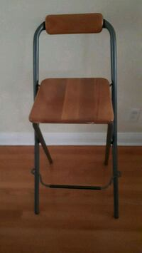 Artist/bar wooded seat Stool chair Beaconsfield, H9W 4J7