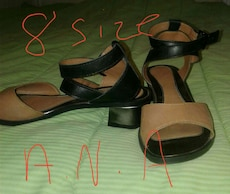 Jcp a.n.a sandals size 8