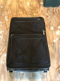 black soft-side luggage Arlington, 22205