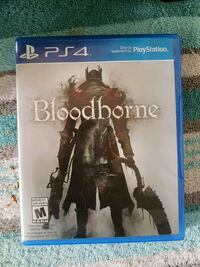 Sony PS4 Bloodborne game case Spruce Grove, T7X