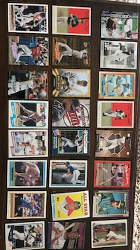 Hall of Fame Card collection