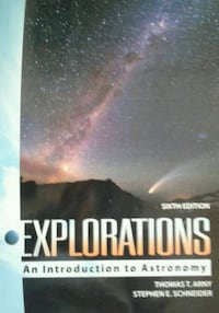 Exploration:  Introduction to Astronomy