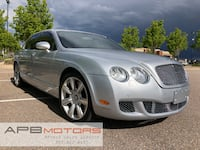 Bentley Continental Flying Spur AWD W12 luxury Commerce City