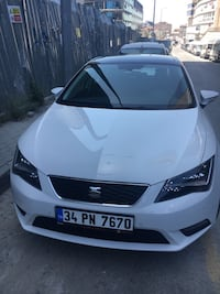 Seat - Leon - 2016 Model Advance Plus 1.6 TDI DSG Şişli