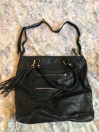 Under One Sky Faux Leather Tote