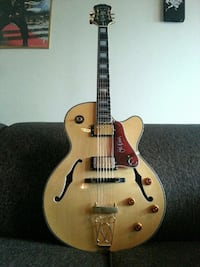 Epiphone Emperor ll Joe Pass Natural