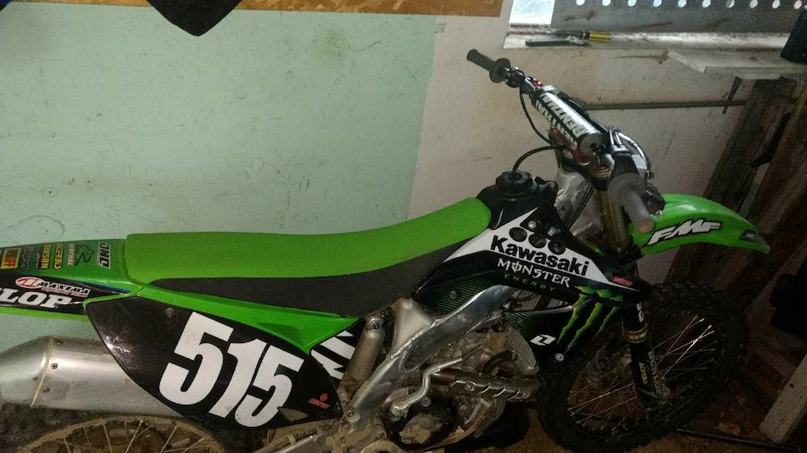 2011 kx250f excellent condition (PRICE REDUCED) - CO