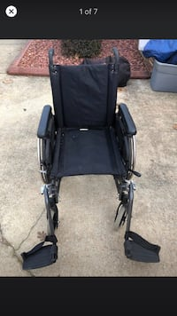 Stylus Light Weight Wheelchair