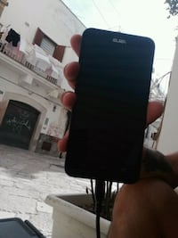 smartphone Samsung Galaxy Android nero null