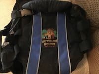 Doggy front pack  Smith-Ennismore-Lakefield, K0L