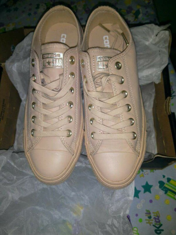 f57f3bb97737c9 Used Converse Nude Collection for sale in Iligan City - letgo