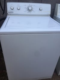 white top-load clothes washer Phoenix, 85016