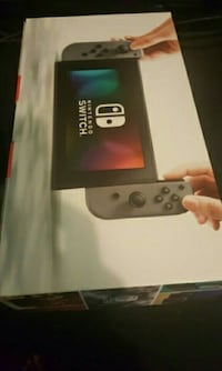 Nintendo Switch (Trading for PS4 Pro)