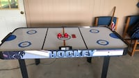 White and blue air hockey table La Grange, 28551
