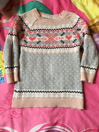 grey and brown sweater Laval, H7N 2E6