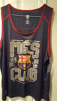 MESSI.BARCA.tank.top..limited edition Alexandria, 22304