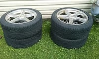Eagle GT.Tires and Rims 235/45 ZR 17