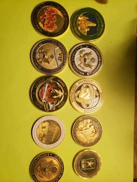 I seller my coins collection  Fairfax