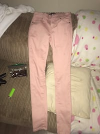 Forever 21 pink jeans Chatham, N7M 5R2
