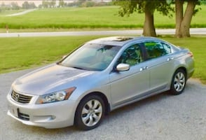 2008 Honda Accord 3.5 EX-L V6