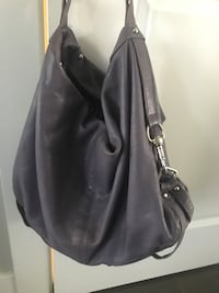 Authentic authentic rebecca minkoff large leather bag ~ retails $550+ 3719 km