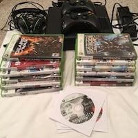 Xbox 360 Bundle  Bartlett