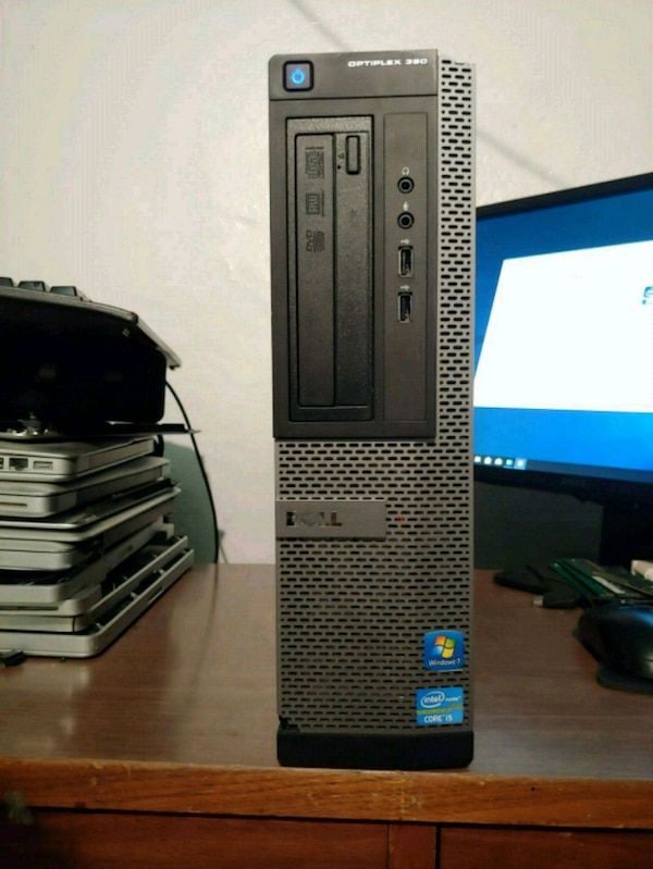 Dell Optiplex 390 Windows 10 Computer Desktop