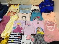 Girls clothes 2T to 7 T Toronto, M1B 1X6
