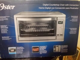 Large Oster Digital Convection Oven