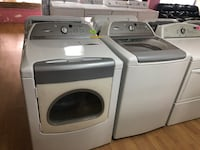 Whirlpool Cabrio Washer and Dryer Set  Woodbridge, 22191