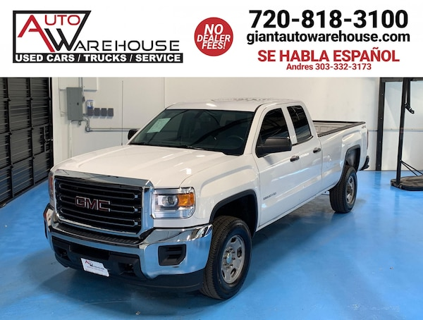 GMC Sierra 2500HD available WiFi 2015 0