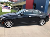 2017 Cadillac ATS Sedan Luxury AWD GUARANTEED CREDIT APPROVAL Des Moines, 50315